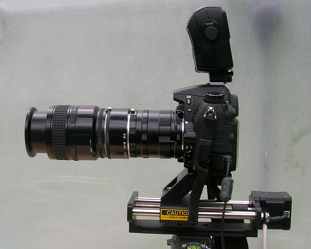 macro nikon equipment extreme stacking focus lens microphotography rail 60mm ups close thorninger shot
